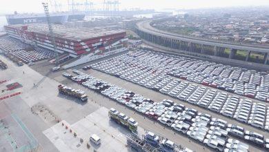 Photo of IPCC: Hyundai Boyong 288 Unit Kendaraan CBU, Ada Mobil Listrik  Ioniq dan Kona