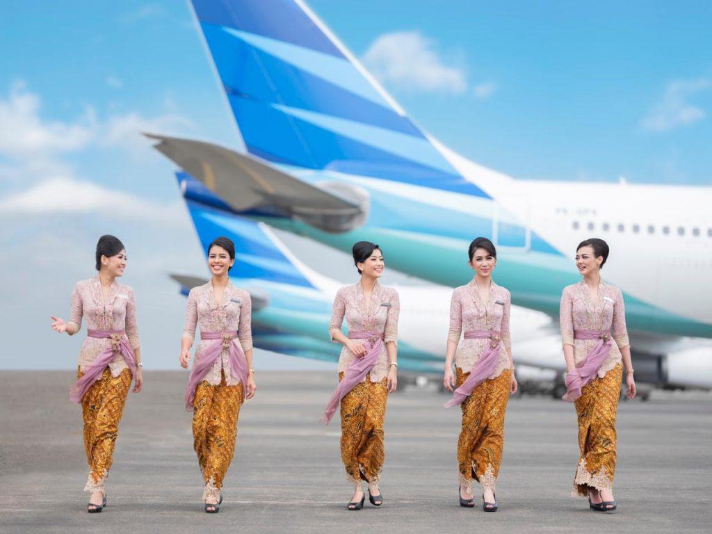 Garuda Indonesia (Foto: Istimewa/Dok Garuda Indonesia)