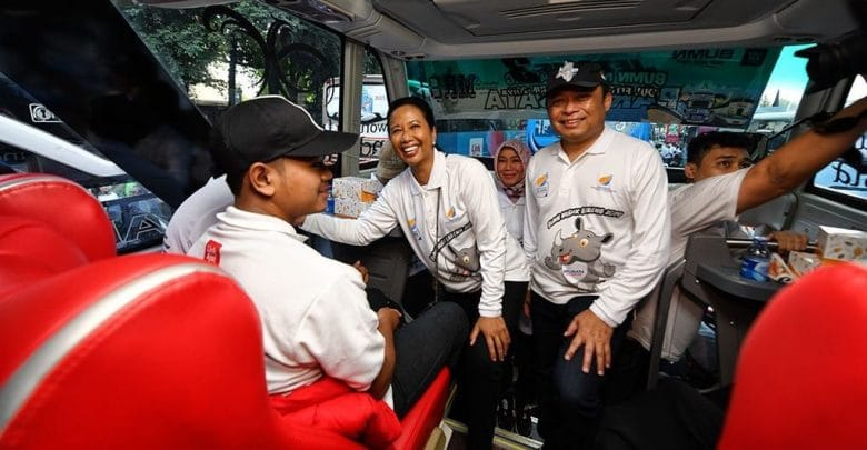 Photo of Telkom BUMN Mudik Bareng 2019