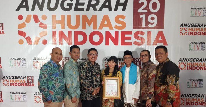 Photo of ASABRI Sabet Penghargaan Anugerah Humas Indonesia 2019