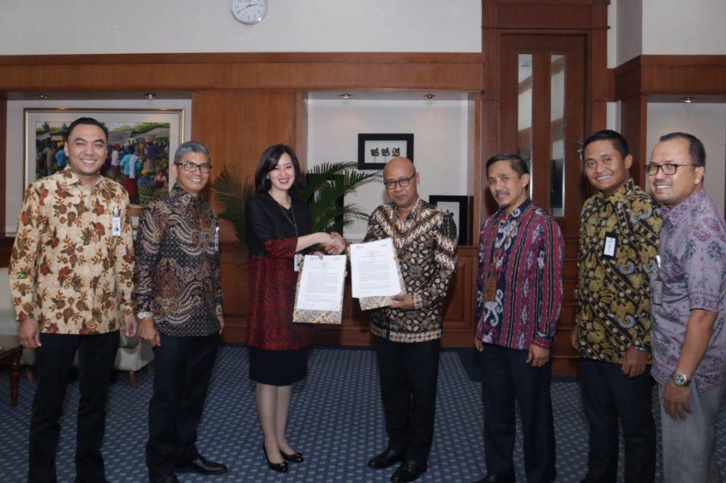 PT KBI-Bank Mandiri Kerjasama Penerbitan Bank Garansi Perdagangan Timah