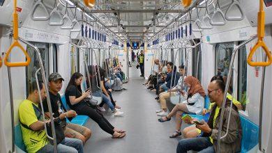 Photo of Cegah Penyebaran Covid-19, MRT Jakarta Imbau Penumpang Pakai Masker Kain