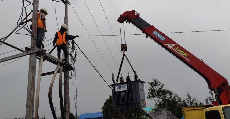 Photo of Proses Pemulihan, 70 persen Pelanggan di Wamena Kembali Teraliri Listrik