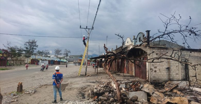 Photo of PLN Pulihkan Kelistrikan Wamena 100 persen