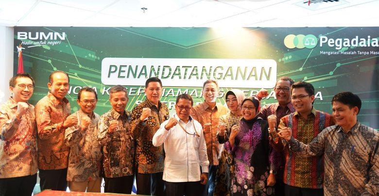 Photo of Dirut Pegadaian Ajak Sepuluh BUMN Sharing Ekonomi