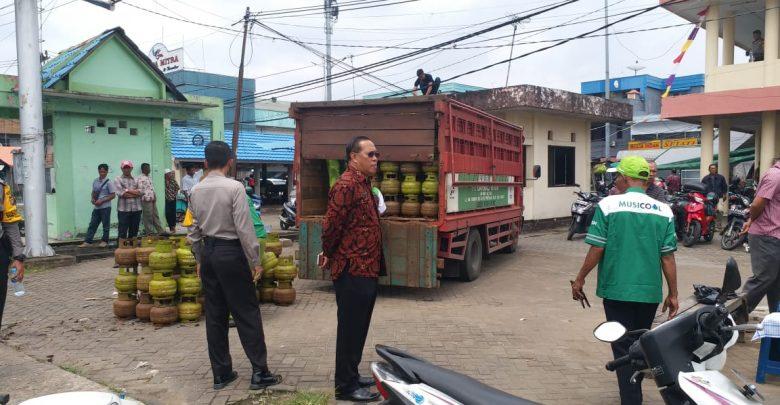 Photo of Pertamina Operasi Pasar Elpiji Melon di Pontianak