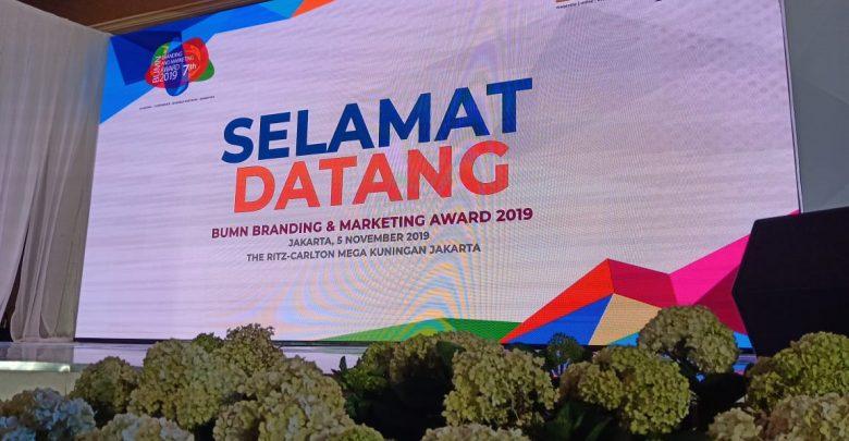 Photo of Brand and Marketing Award 2019, PLN Raih The Best Marketing BUMN 2019