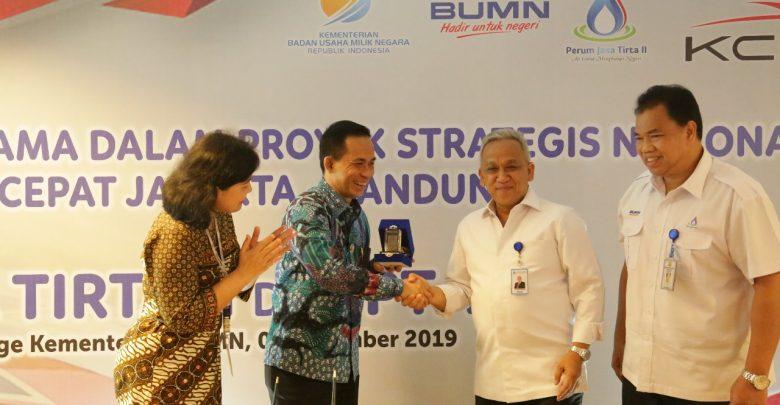 Photo of Dukung Proyek Kercep Jakarta Bandung, Jasa Tirta II Relokasi SUTT 70 Kv
