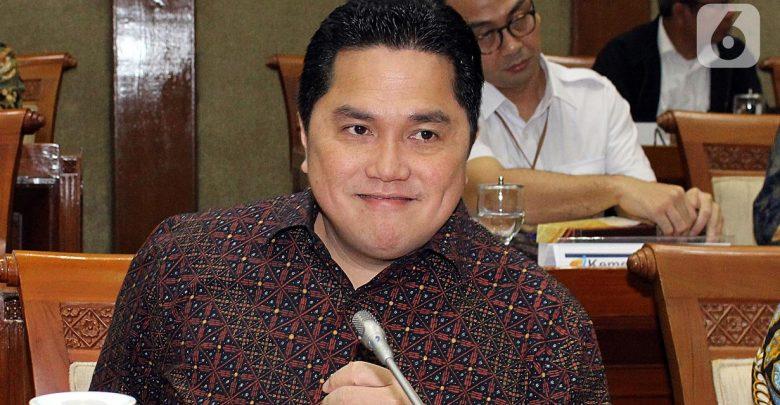 Photo of Nicke Tetap Dirut Pertamina, Erick Thohir: Target Dua Tahun Ada Dua Perusahaan 'Go Public'
