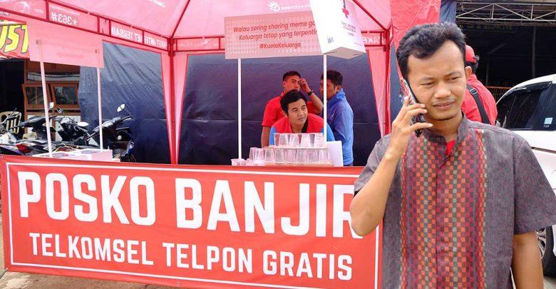 Photo of Bersama Tujuh BUMN, PTSI Bantu Korban Banjir di Jabodetabek