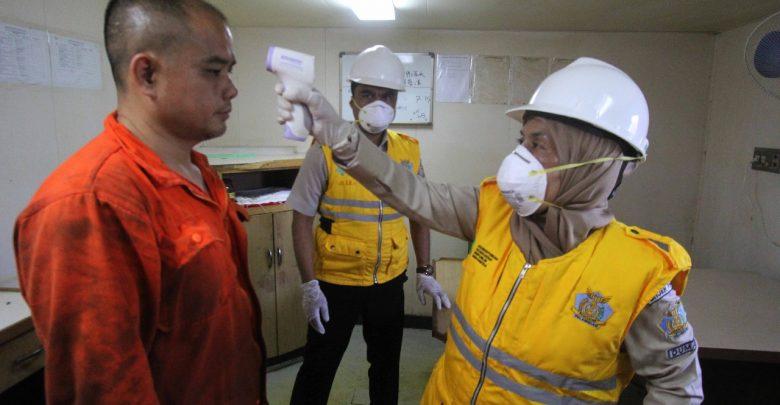 Photo of Antisipasi Penyebaran Virus Corona, Pelindo 1  Pasang Thermal Scanner di Pelabuhan