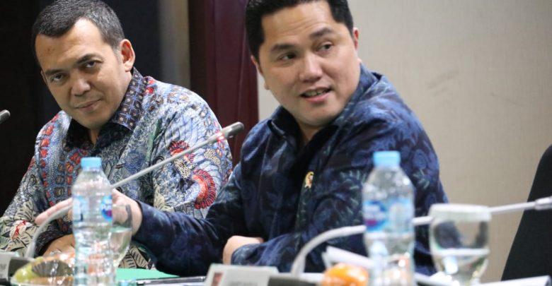 Photo of Erick Tohir: BUMN Bukan Perusahaan Palu Gada