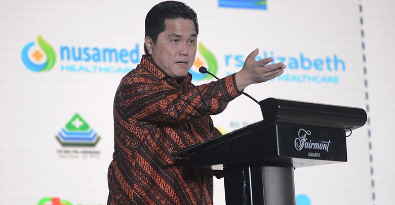 Photo of Erick Thohir: Kesehatan Pulih, Ekonomi Bangkit