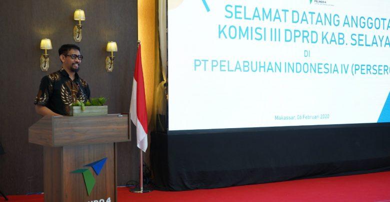 Photo of Pelindo IV Bidik Kerja Sama Perikanan dan Pariwisata di Selayar