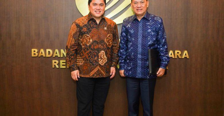 Photo of Menteri BUMN Tunjuk Agus Martowardojo Jadi Komut BNI