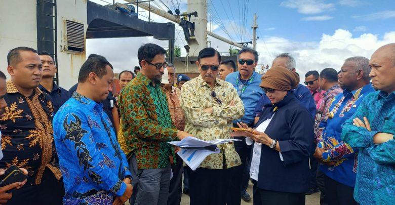 Photo of Pengembangan Kawasan Timur Indonesia, Menko Maritim Kunjungi KEK Sorong