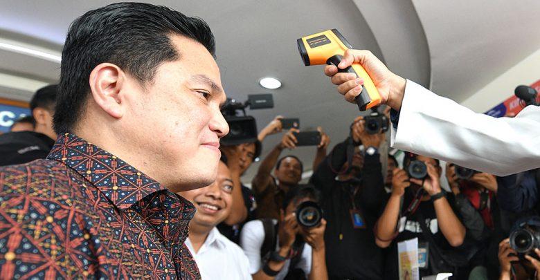 Photo of Gerak Cepat Kementerian BUMN Hadapi Virus Corona