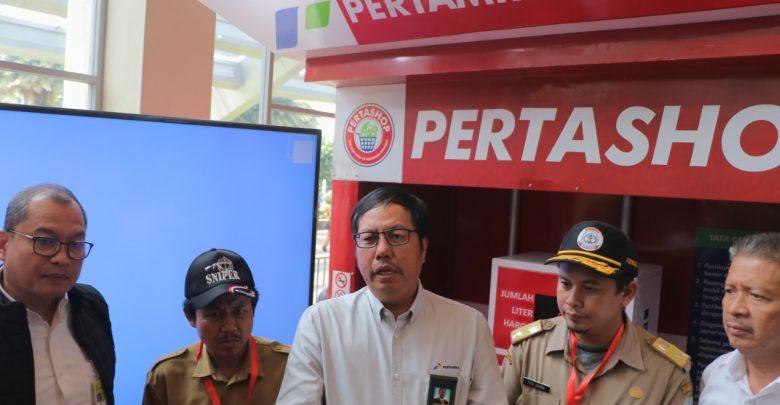 Photo of Pertamina Kenalkan Kemitraan Bisnis Pertashop kepada Kepala Desa se-Jawa Barat