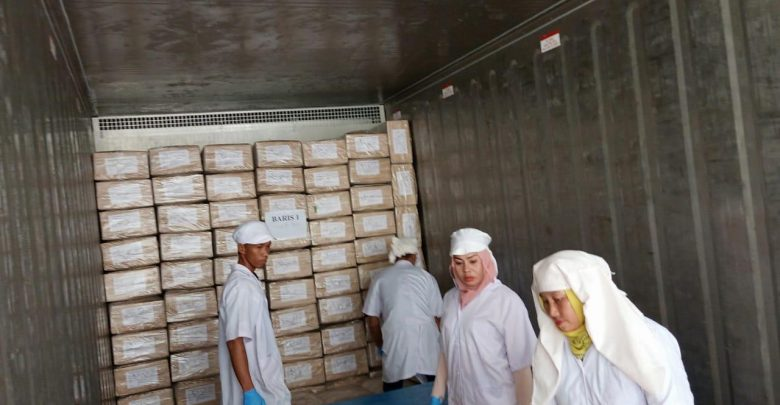 Photo of Meski Pandemi Covid-19, Perum Perindo Tetap Ekspor Gurita ke Jepang