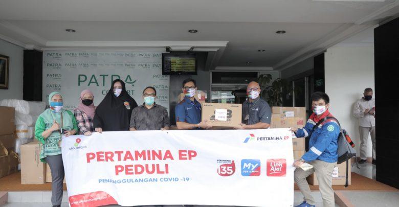 Photo of Pertamina EP Libatkan Mitra Binaan Salurkan Bantuan Senilai Rp2 Miliar