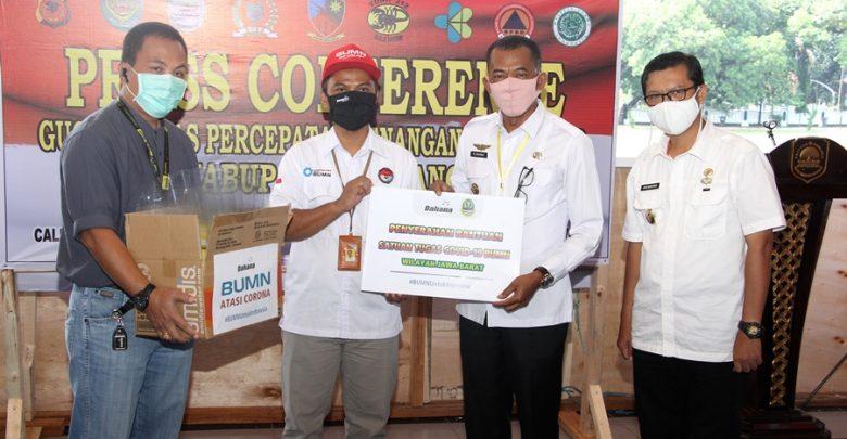 Photo of Perangi Covid-19, Dahana Kembali Berikan Bantuan APD