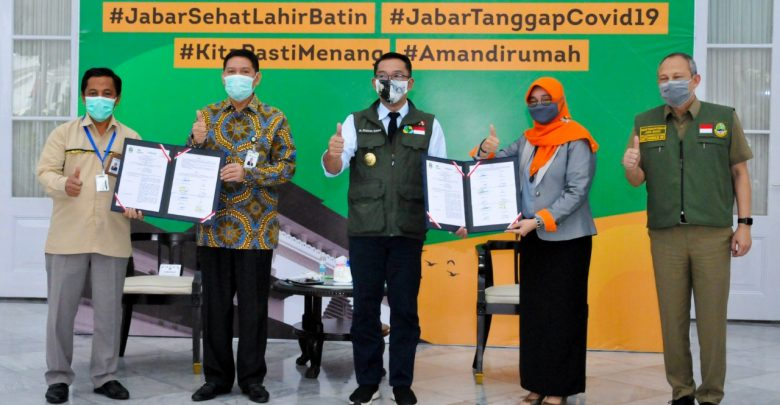 Photo of Pegadaian, Bulog, PT Pos dan Pemprov Jabar Bersinergi Bantu Terdampak Covid-19