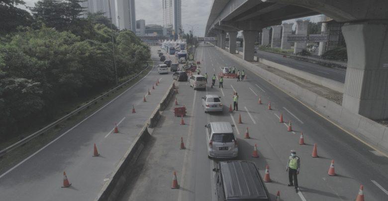 Photo of H-4 Lebaran 2020, 4.000 Kendaraan Putar Balik ke Jakarta via GT Cikarang Barat 3