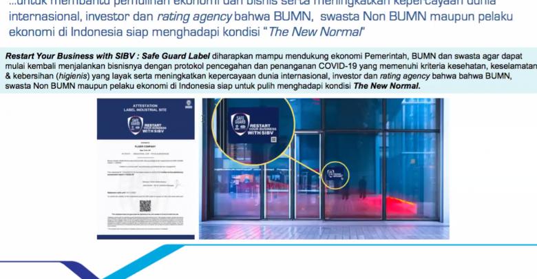 Photo of Pentingnya 'Safe Guard Label' dalam Pemulihan Ekonomi di Skenario New Normal