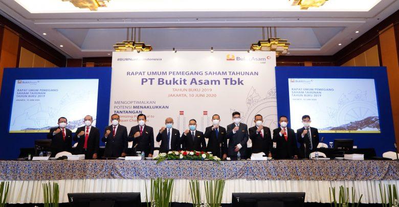 Photo of Terbesar Sepanjang Sejarah BUMN, Laba yang Dibagikan Bukit Asam Capai 90 Persen