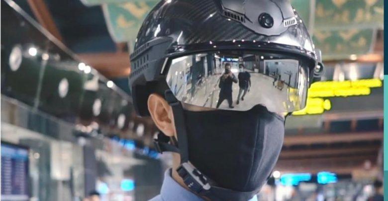 Photo of Jelang New Normal, AP2 Siapkan Smart Helmet, UV Sterilizer dan Fasilitas Touchless di Bandara Soetta
