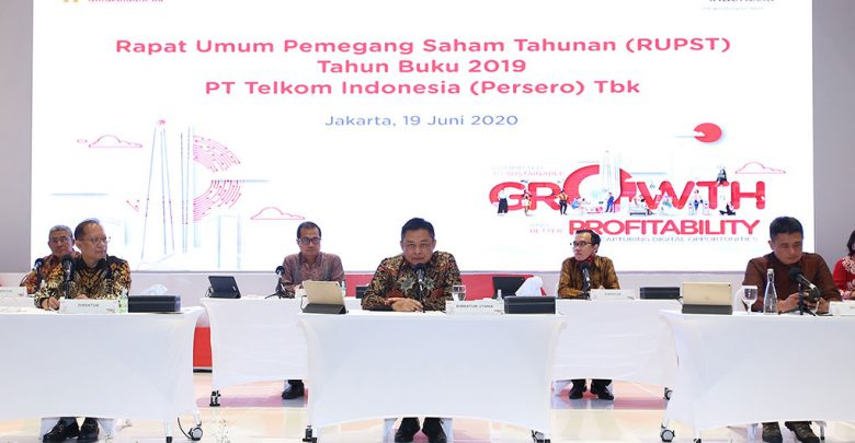 Photo of RUPST Telkom, Rhenald Kasali Masih Dipercaya sebagai Komut