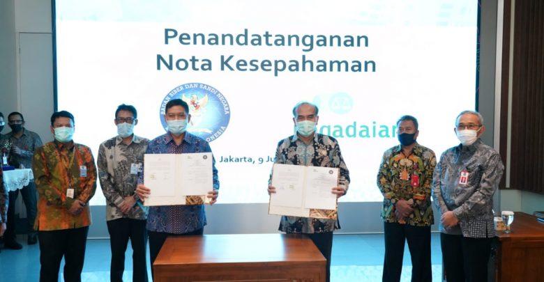 Photo of Tingkatkan Keamanan Siber, Pegadaian Jalin Kerjasama dengan BSSN