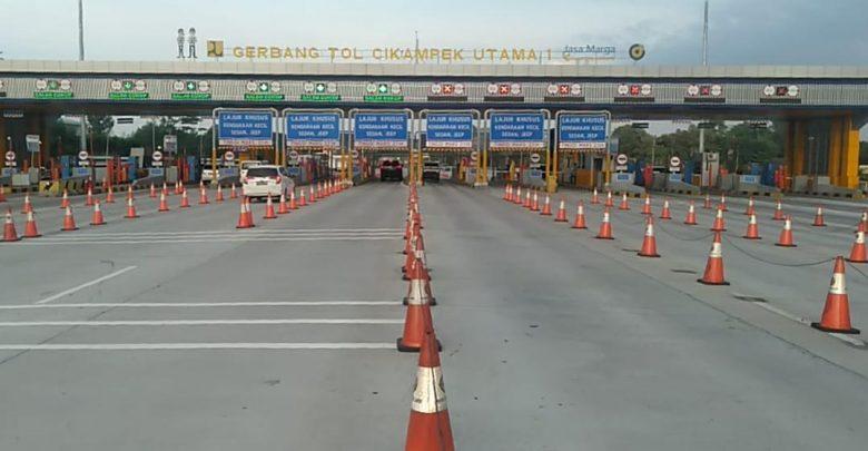 Photo of Satu Minggu New Normal & PSBB Transisi, Jasa Marga: 100.000/hari Kendaraan Menuju Jakarta
