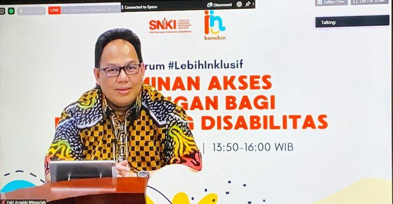 Photo of BRIsyariah Permudah Pembiayaan Usaha Mikro Syariah Untuk Penyandang Disabilitas