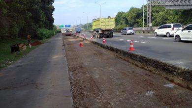 Photo of Perbaikan Jembatan dan Jalan Masuk Gunung Putri, Jasa Marga Berlakukan Sistem Buka Tutup Lajur