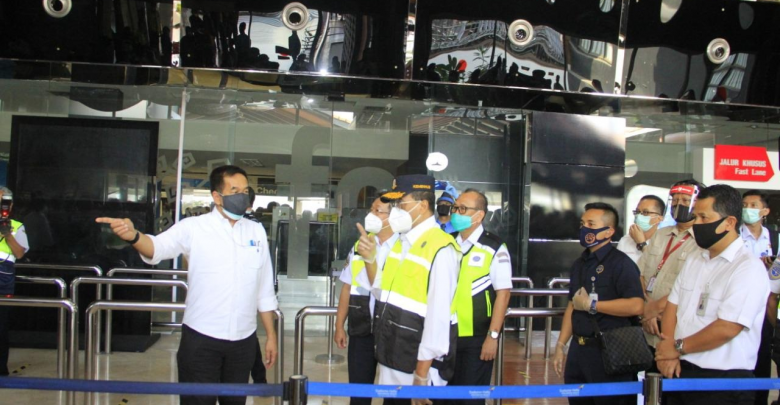 Photo of Kemenhub: Protokol Kesehatan Dijalankan dengan Baik dan Efisien di Bandara Soetta