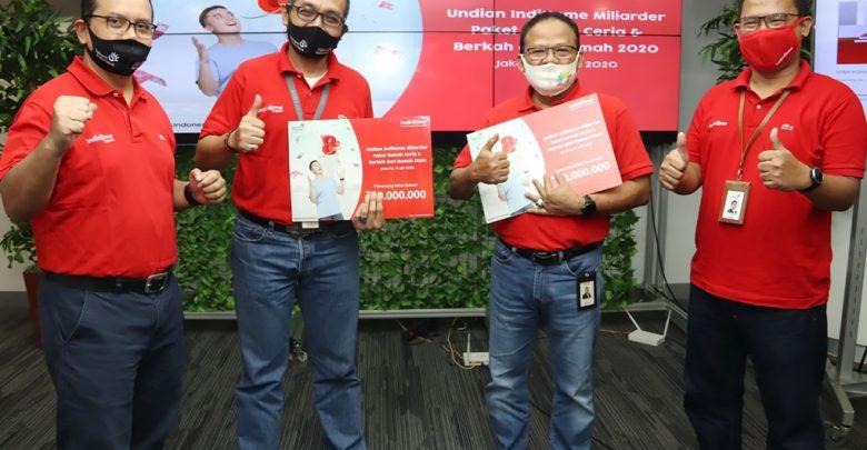 Photo of Telkom Gelar Pengundian IndiHome Miliarder Paket Rumah Ceria & Berkah dari Rumah 2020