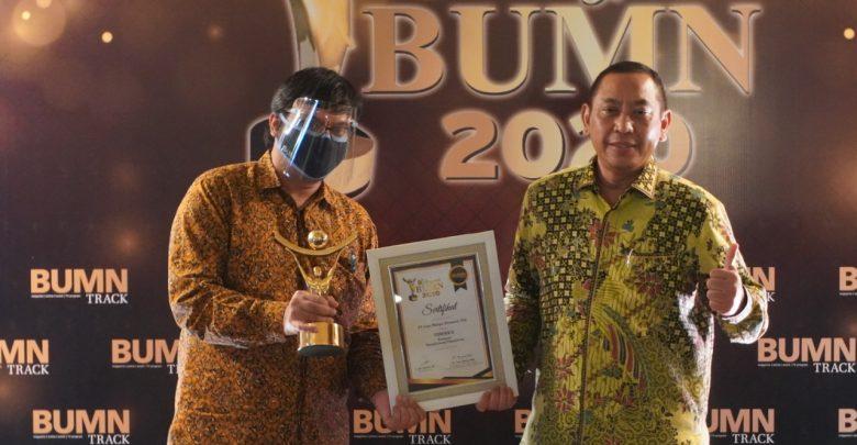 Photo of Konsisten Lakukan Transformasi Organisasi, Jasa Marga Raih Penghargaan Anugerah BUMN