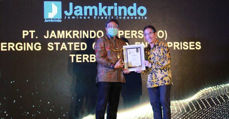 Photo of PT Jamkrindo Raih Penghargaan Anugerah BUMN 2020