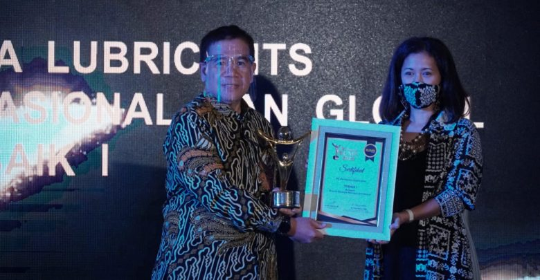 Photo of PT Pertamina Lubricants Raih Aliansi Strategis Nasional & Global Terbaik I di Anugerah BUMN Award 2020