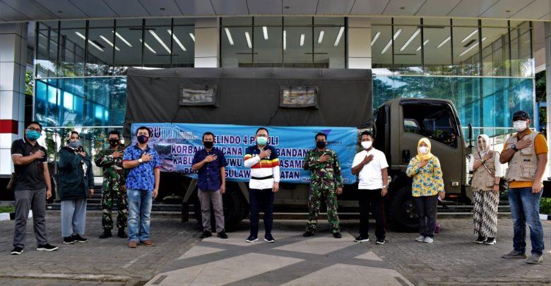Photo of Pelindo IV Serahkan Bantuan Tahap I untuk Korban Bencana di Luwu Utara