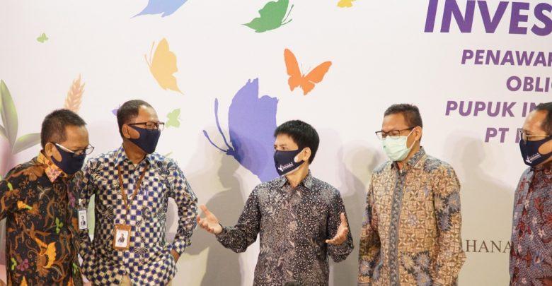 Photo of Reprofiling Pinjaman Perbankan, Pupuk Indonesia Tawarkan Obligasi Rp2,5 Triliun