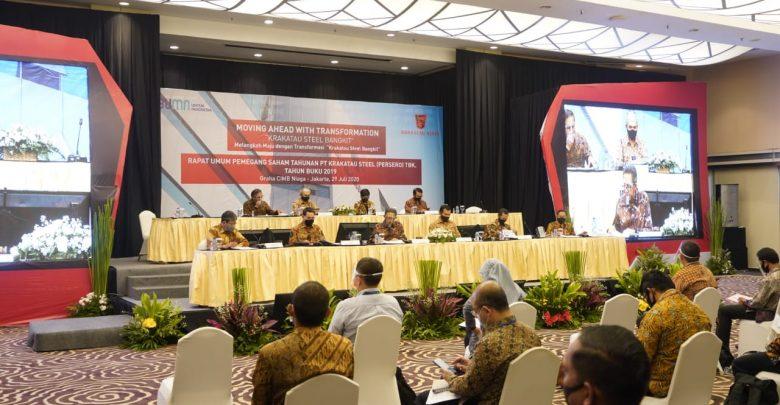 Photo of RUPST Krakatau Steel Bukukan Laba Bersih USD4,51 Juta pada Semester I/2020