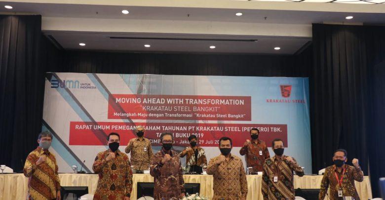 Photo of RUPST Krakatau Steel Angkat Dua Komisaris Baru