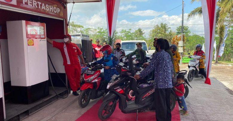 Photo of Enam Desa di Yogyakarta Punya Pertashop