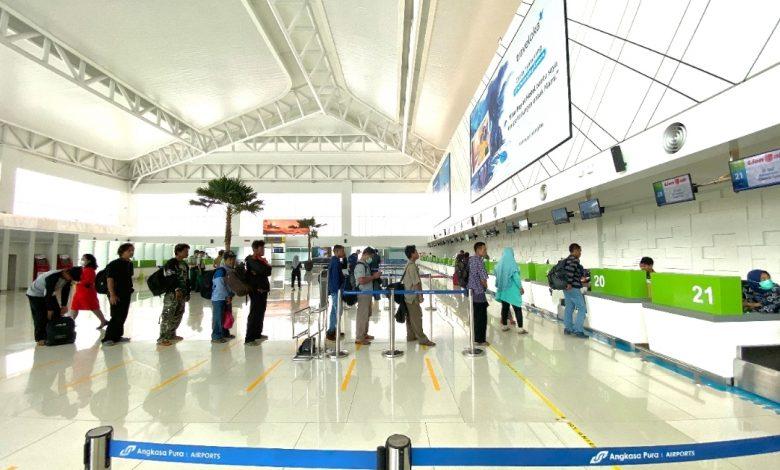 Photo of Trafik Penumpang Bandara AP I Tumbuh 53 Persen Periode 1-16 Agustus