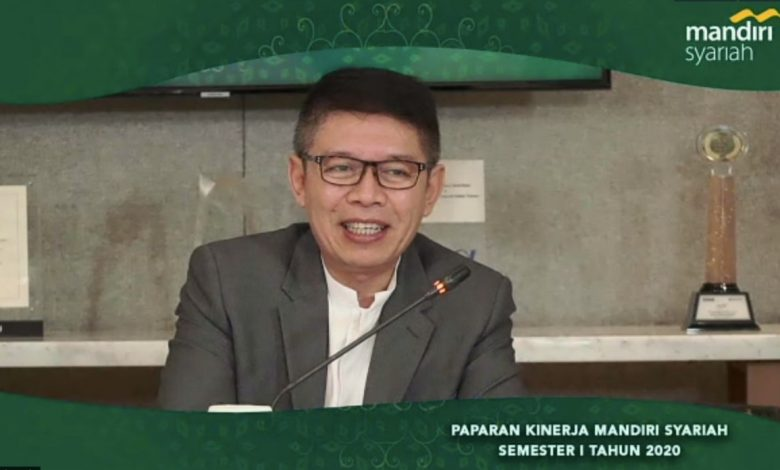 Photo of Semester I/2020, Mandiri Syariah Bukukan Laba Rp719 Miliar, Naik 30,53 Persen