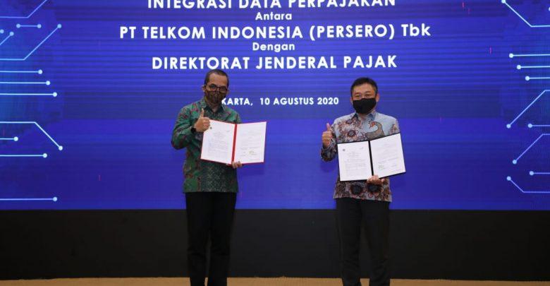 Photo of DJP dan Telkom Perkuat Kerja Sama Melalui Integrasi Data Perpajakan