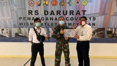 Photo of PTPP Serahkan Bantuan Logistik Ke Rumah Sakit Di Jakarta