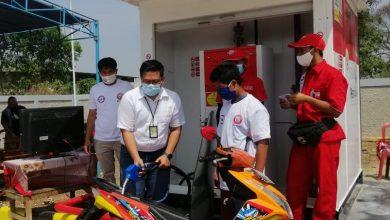 Photo of Angkinang Kalimantan Selatan, BBM Satu Harga Titik ke-172